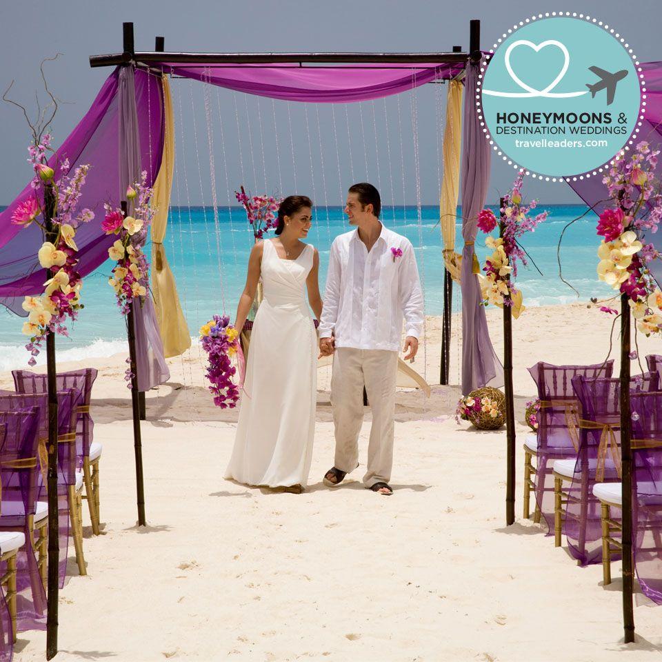 Beach Wedding Anyone? Le Blanc Spa Resort In Cancún