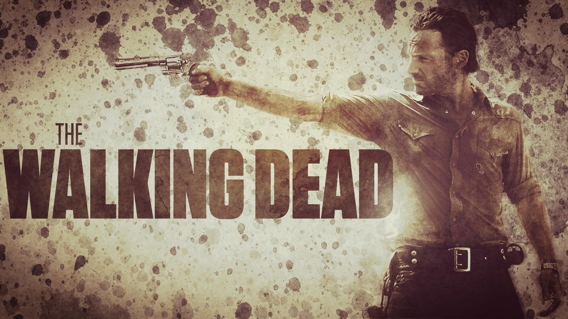 The Walking Dead Rick Grimes By Mennisian Deviantart Com On