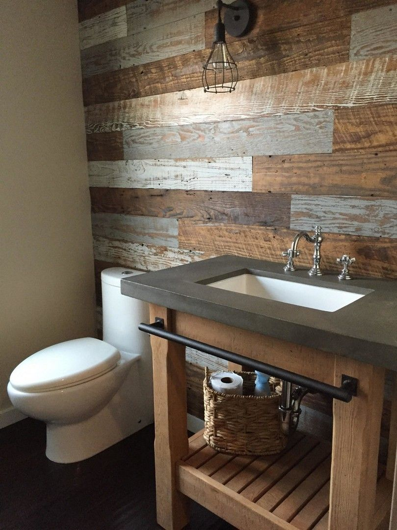 28 Beautiful Farmhouse Bathroom Ideas That Amazingly Cozy and Inviting