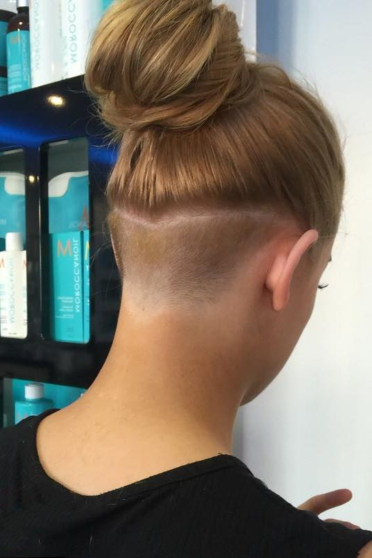 Fresh Undercut, Tan Line