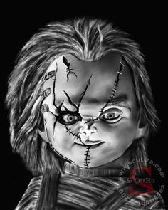 Chucky From Seed Of 4