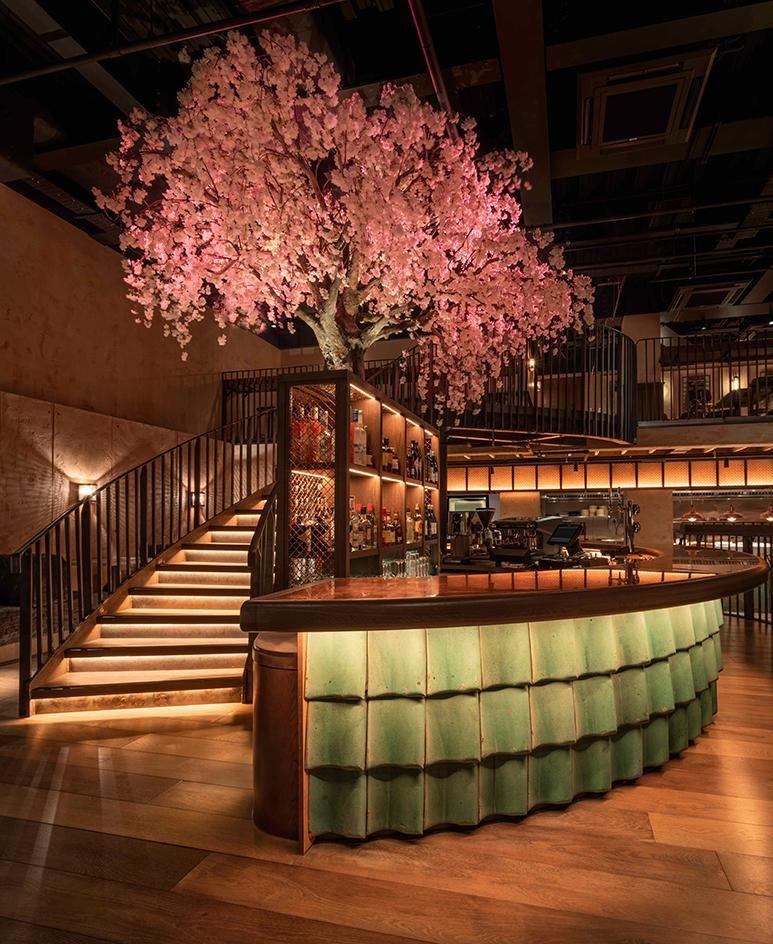 Kym S London Uk Bar Interior Design Japanese Restaurant Design Bar Design Restaurant