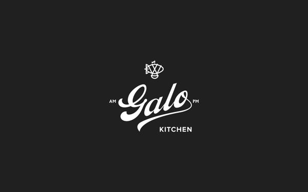 Daily Inspiration #1687  Behance Logos And Design Inspiration Impressive Kitchen Design Logo 2018