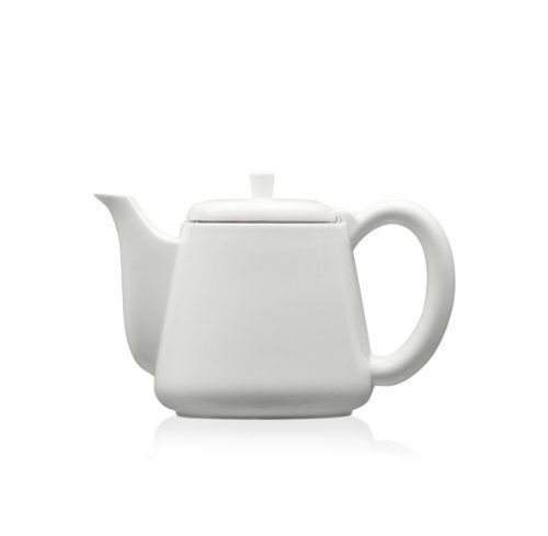 New Sowden Softbrew 1 2l 40 5 Oz Joe Tea Pot With Micro Filter White Tea Pots Tea Filters