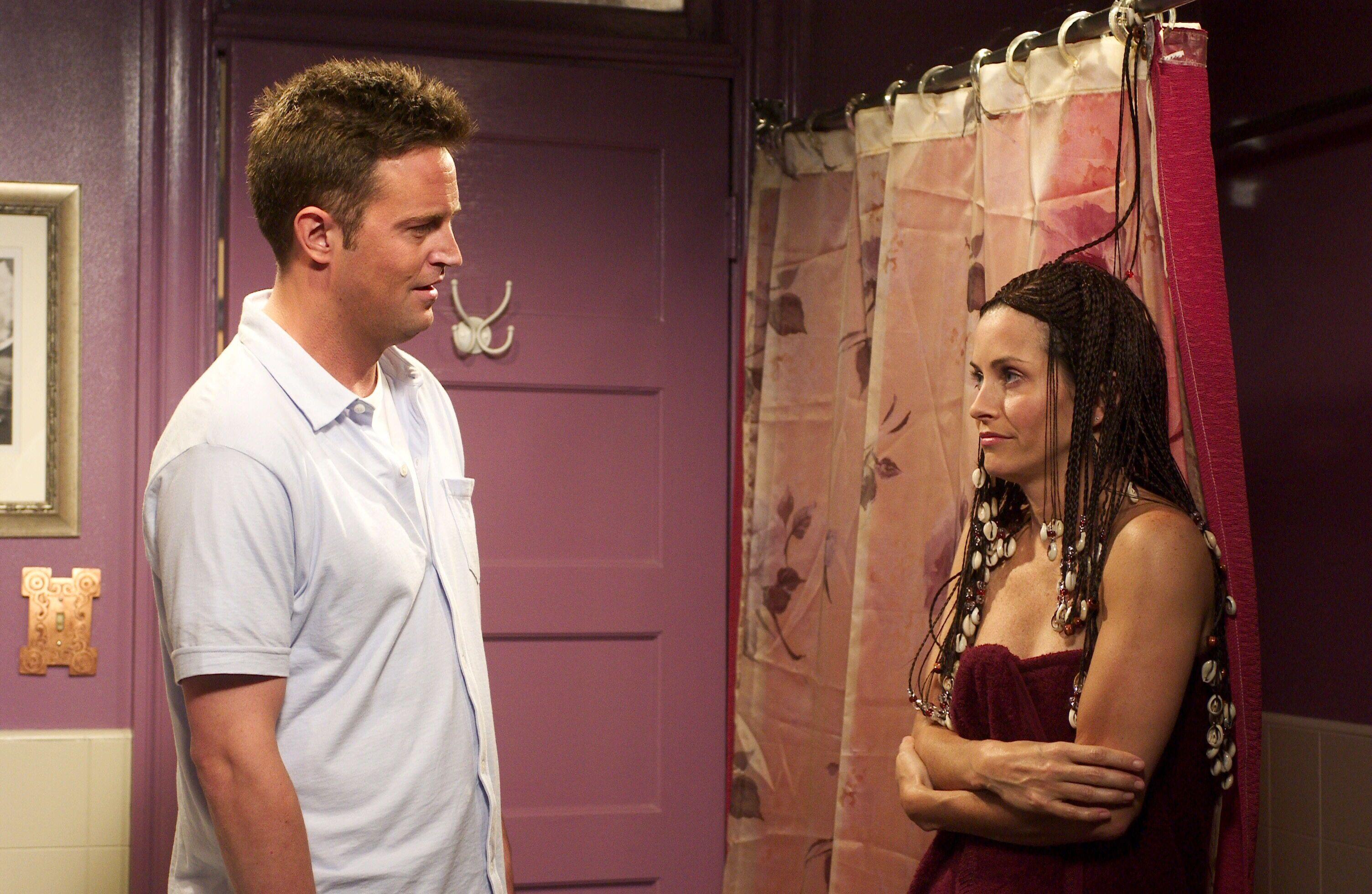 Friends Episode Stills Season 10 Episode 1 The One After Joey