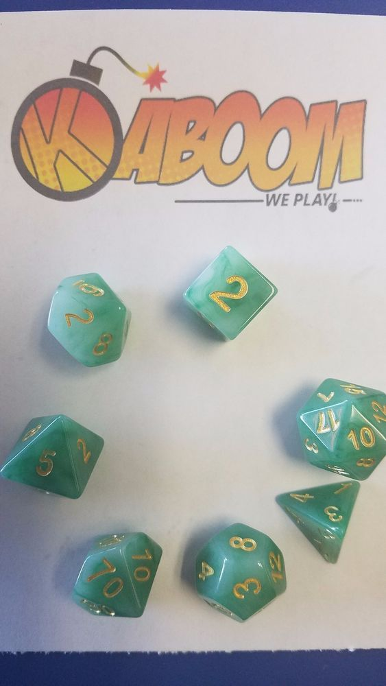 7 Die Set Perfect For Any Role Playing Game X28 D Amp D Pathfinder Shadowrun Star Wars Gurps Traveller Call O Dungeons And Dragons Rpg Roleplaying Game
