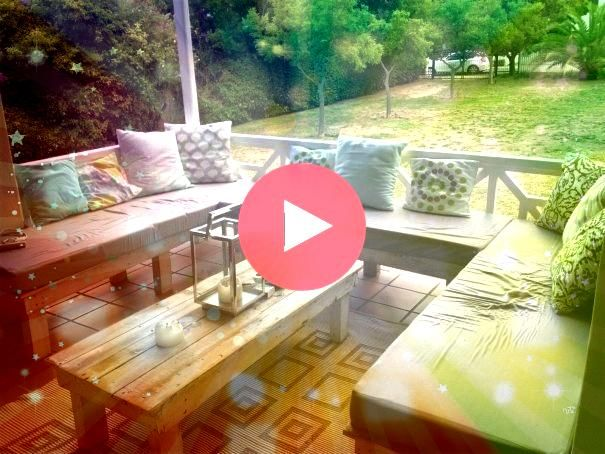 is the most common Pallet Furniture type that can be completed in no time   furniture outdoor This is the most common Pallet Furniture type that can be completed in no ti...