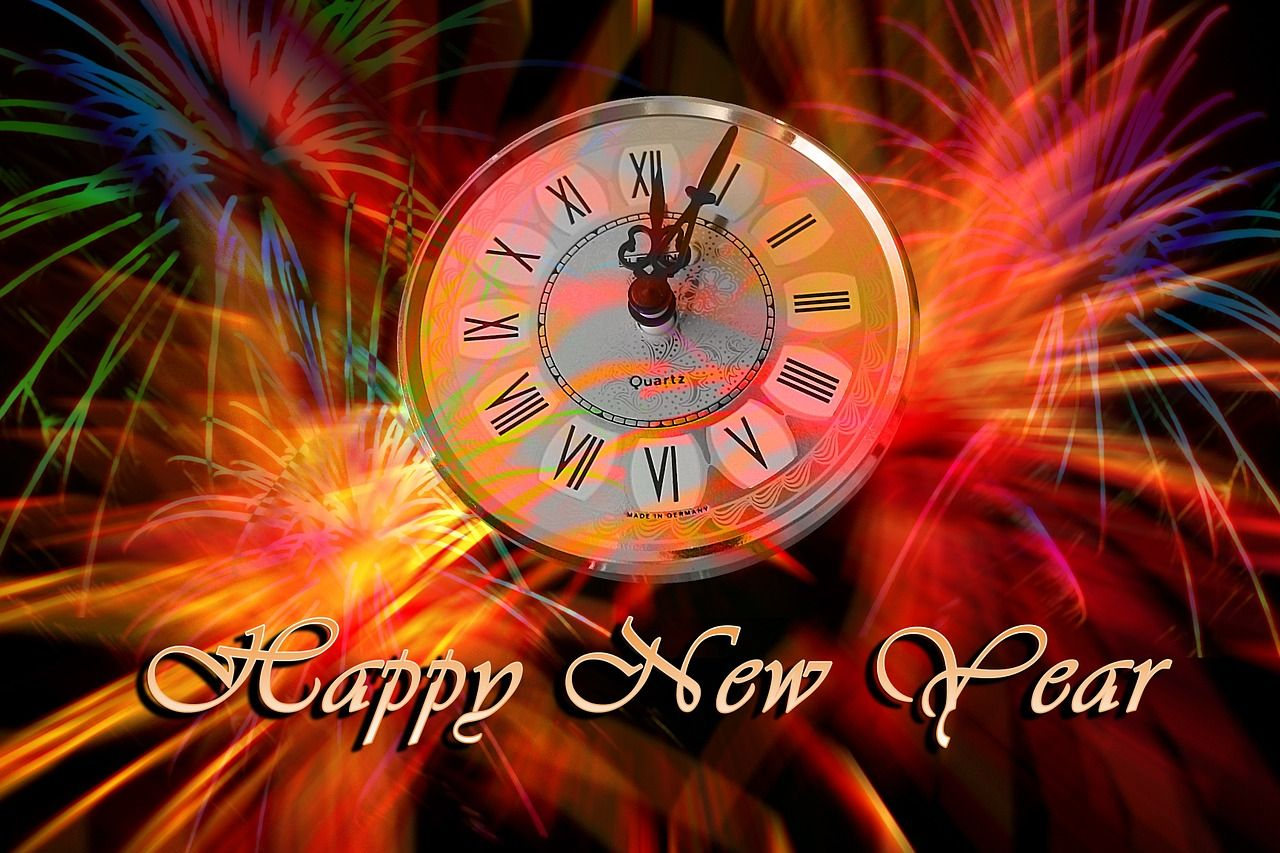 Free Image on Pixabay New Year S Day Wallpaper