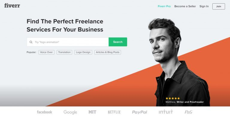 Outsourcing Work Online With Fiverr Campbell Data Science Science Web Online Work Data Science