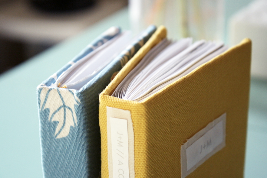 How To Make A Hardcover Book ~ Make your own journal with supplies you already have