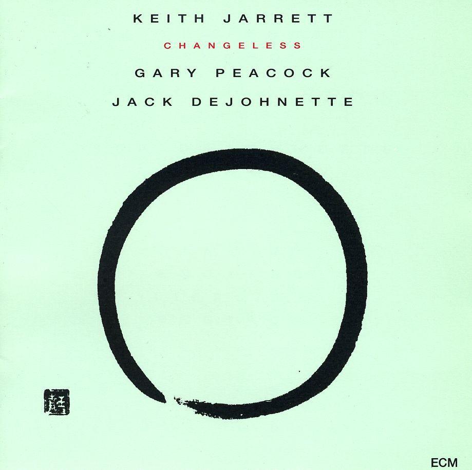 Keith Jarrett Trio Changeless Ecm 1392 Keith Jarrett Album Cover Art Contemporary Music