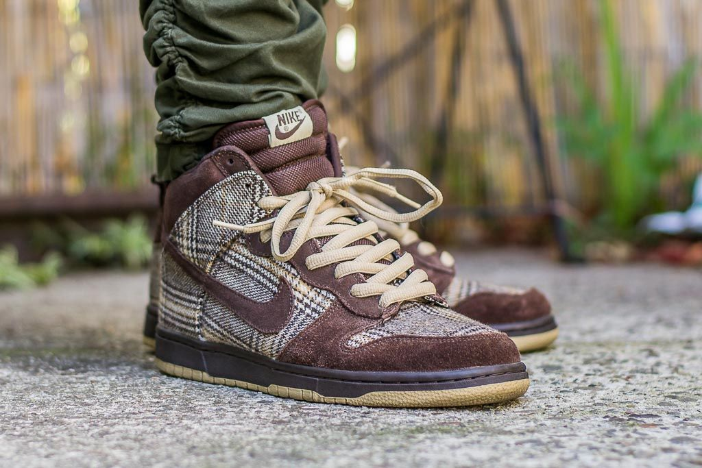 best website 4d93c a8278 Check out my video review of these Nike Dunk High SB Tweed and find out  where to grab a pair for yourself!