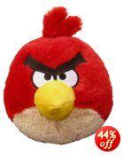"Angry Birds 5"" Plush Red Bird"