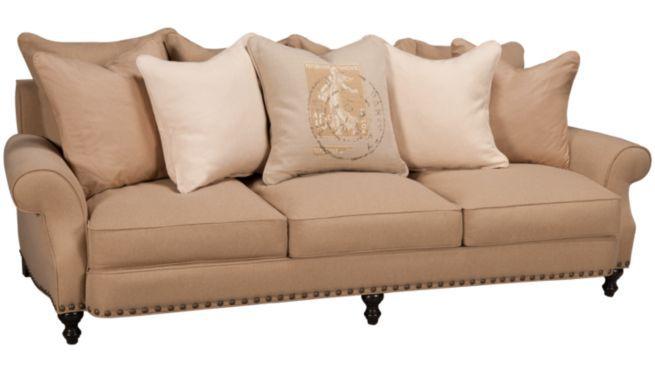 Jonathan Louis Sequoia Sofa - Sofas - Jordan's Furniture