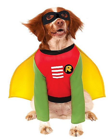 Robin Pet Costume Spirithalloween Com Pet Costumes Dog