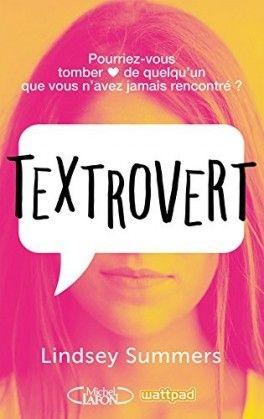 Couverture Du Livre Textrovert Livres En 2019 Amoureux