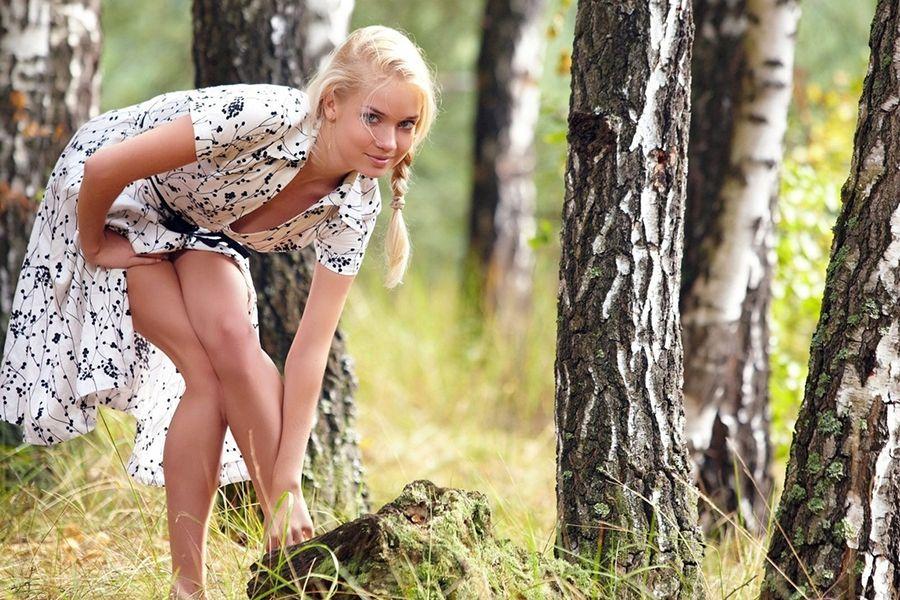 Русские на природе смотреть онлайн, телки супер секс видео