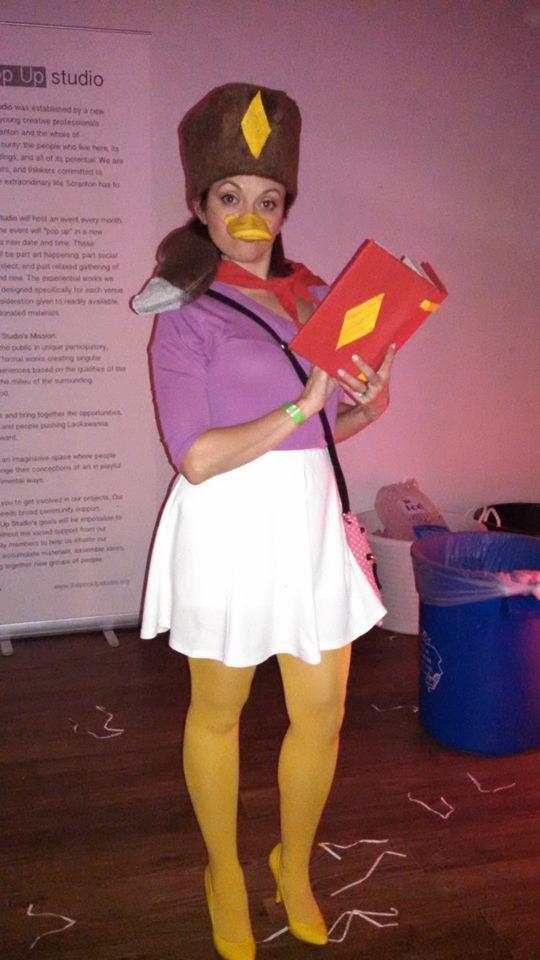 Ducktales Kostüm