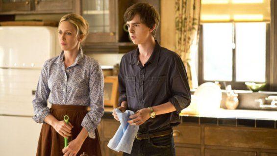 A&E Renews 'Bates Motel' for Second Season | Favorite TV Show