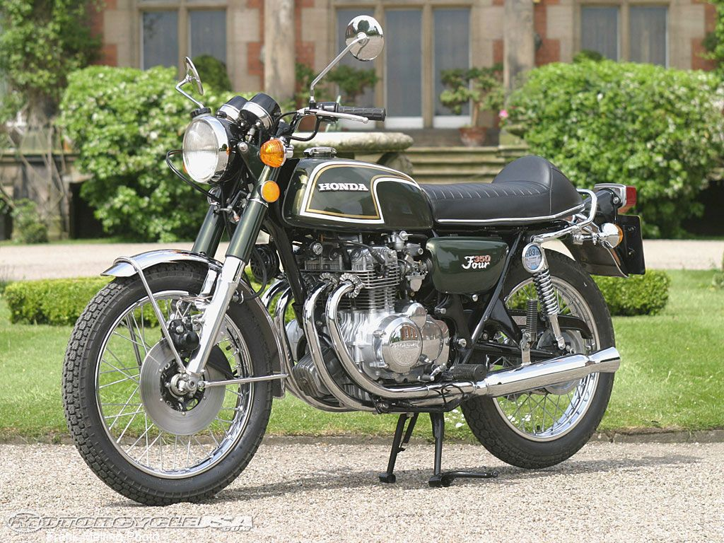 Vintage Classic Motorcycle