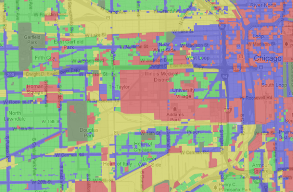SimCity-Style Interactive Map Seeks to Make Chicago Zoning ... on