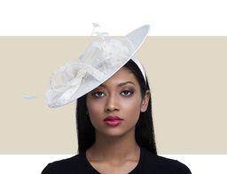 Spring Hats - Mona - Ivory  7d489909e95