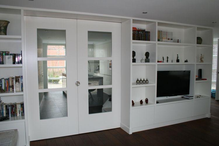 kamer en suite en tv - woonkamer | pinterest - tv, zoeken en huiskamer, Deco ideeën