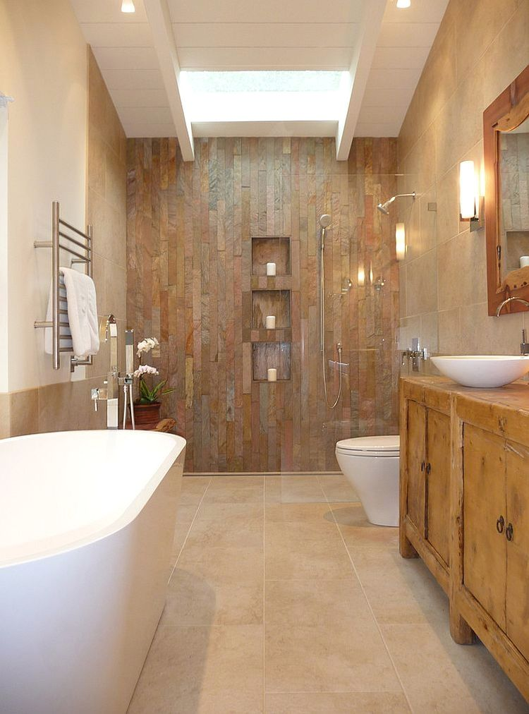 50 Creative Bathroom Lighting Designs To Complete Your Spa ...