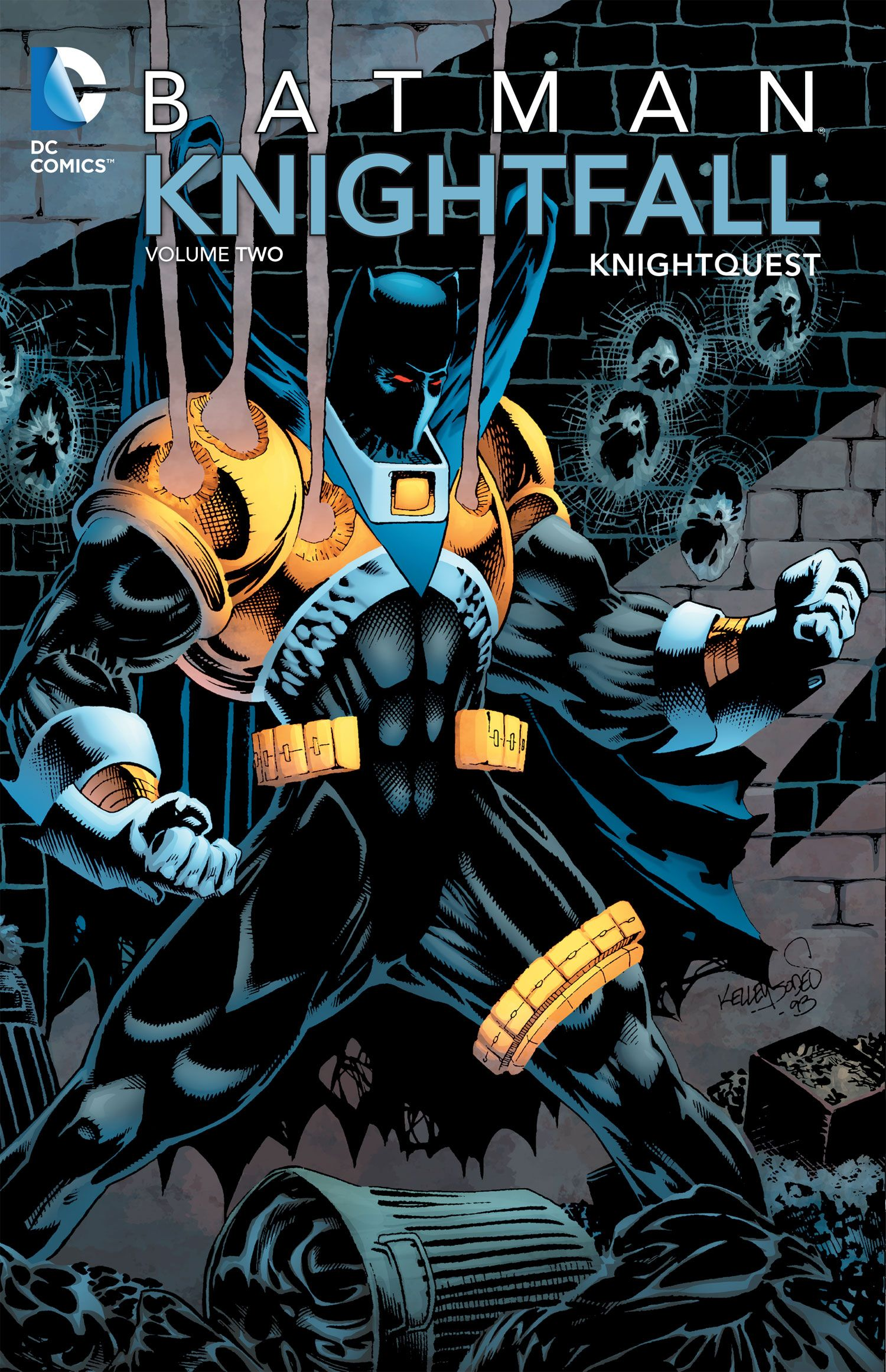 Batman Knightfall Vol 2 Review With Images Batman Comics