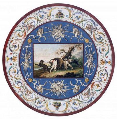 Aguatti Micromosaic Antiques Micro Mosaic Mosaic