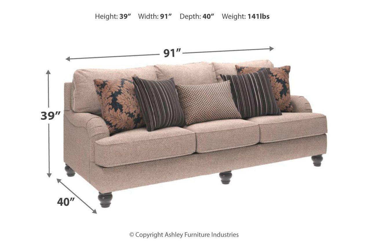 Fermoy Sofa Ashley Furniture Homestore Furniture Ashley Furniture Sofa Ashley furniture pull out couch