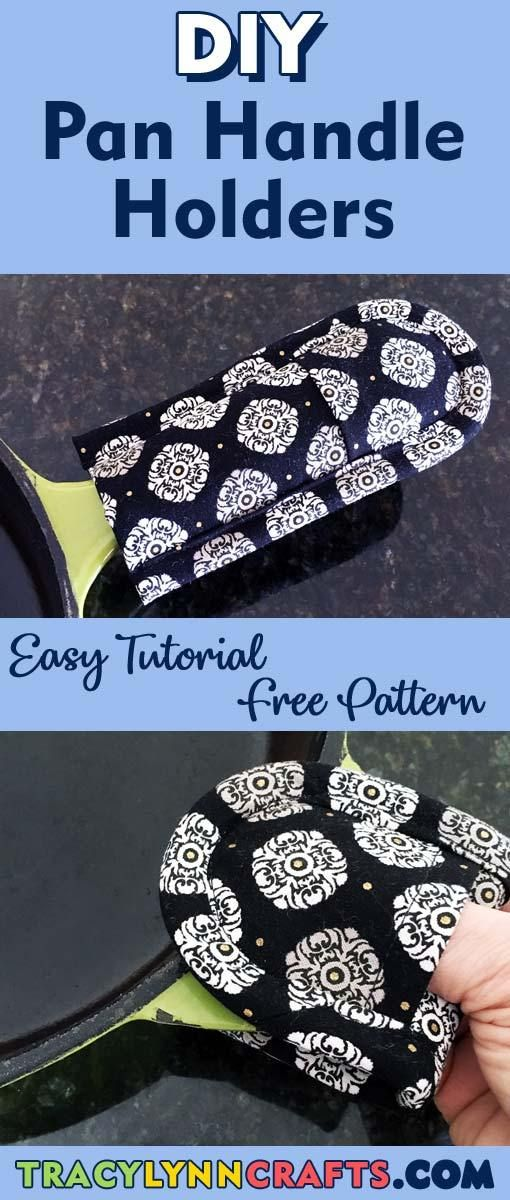Pan Handle Holders you can make yourself | Free Pattern | Easy Tutorial |…