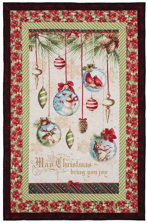 Woodland Holiday Quilt Kit   quilts using panels   Pinterest ... : holiday quilt kits - Adamdwight.com