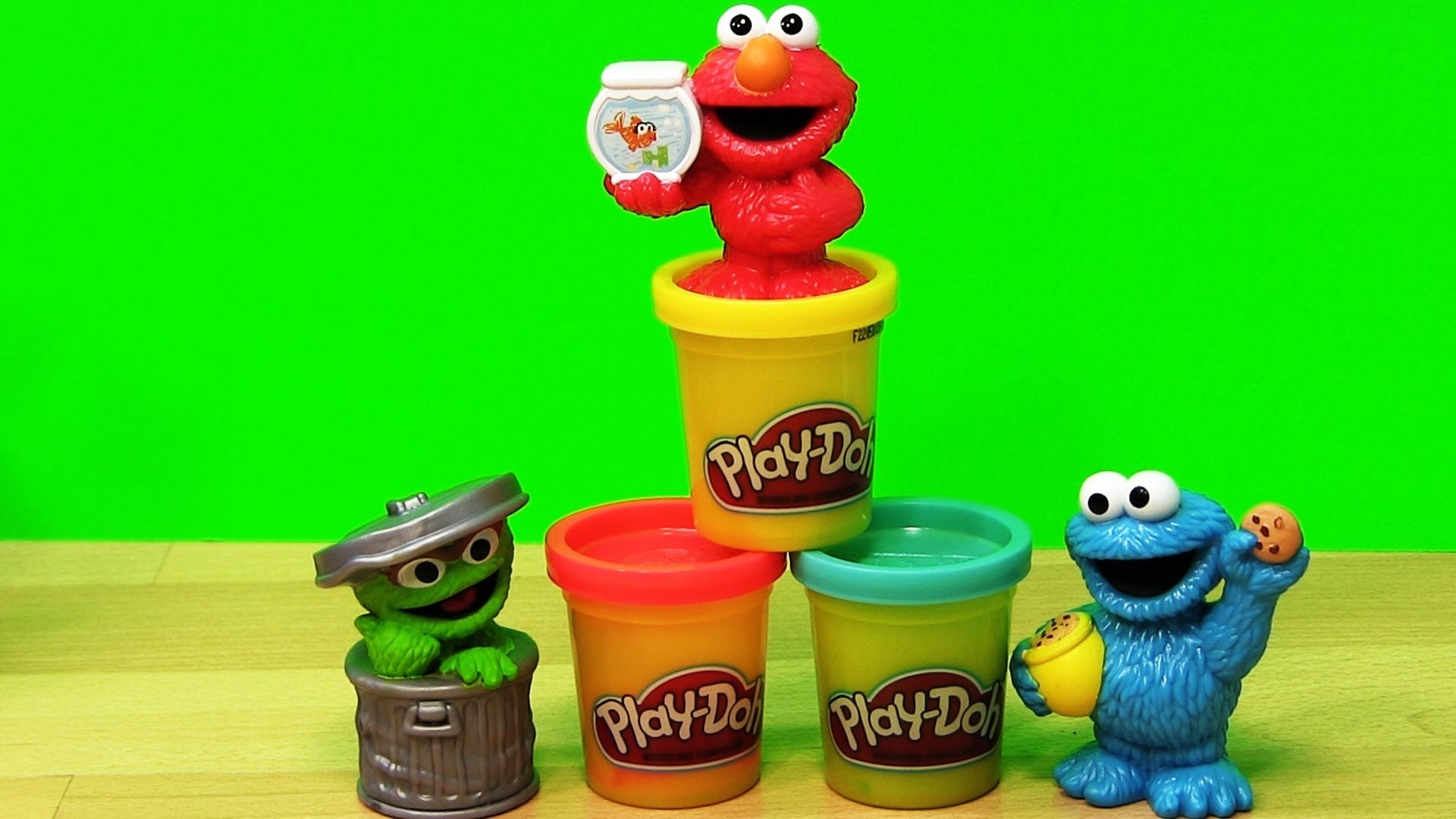 Super Simple Learning to mix Play-Doh Primary Colors Red Blue Yellow ...
