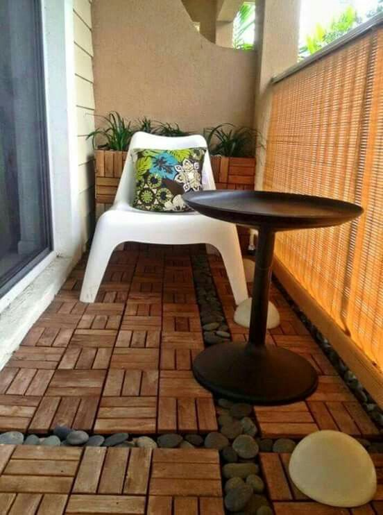 Patios · Ikea FlooringBalcony ...