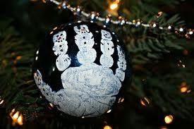 Idé til første jul