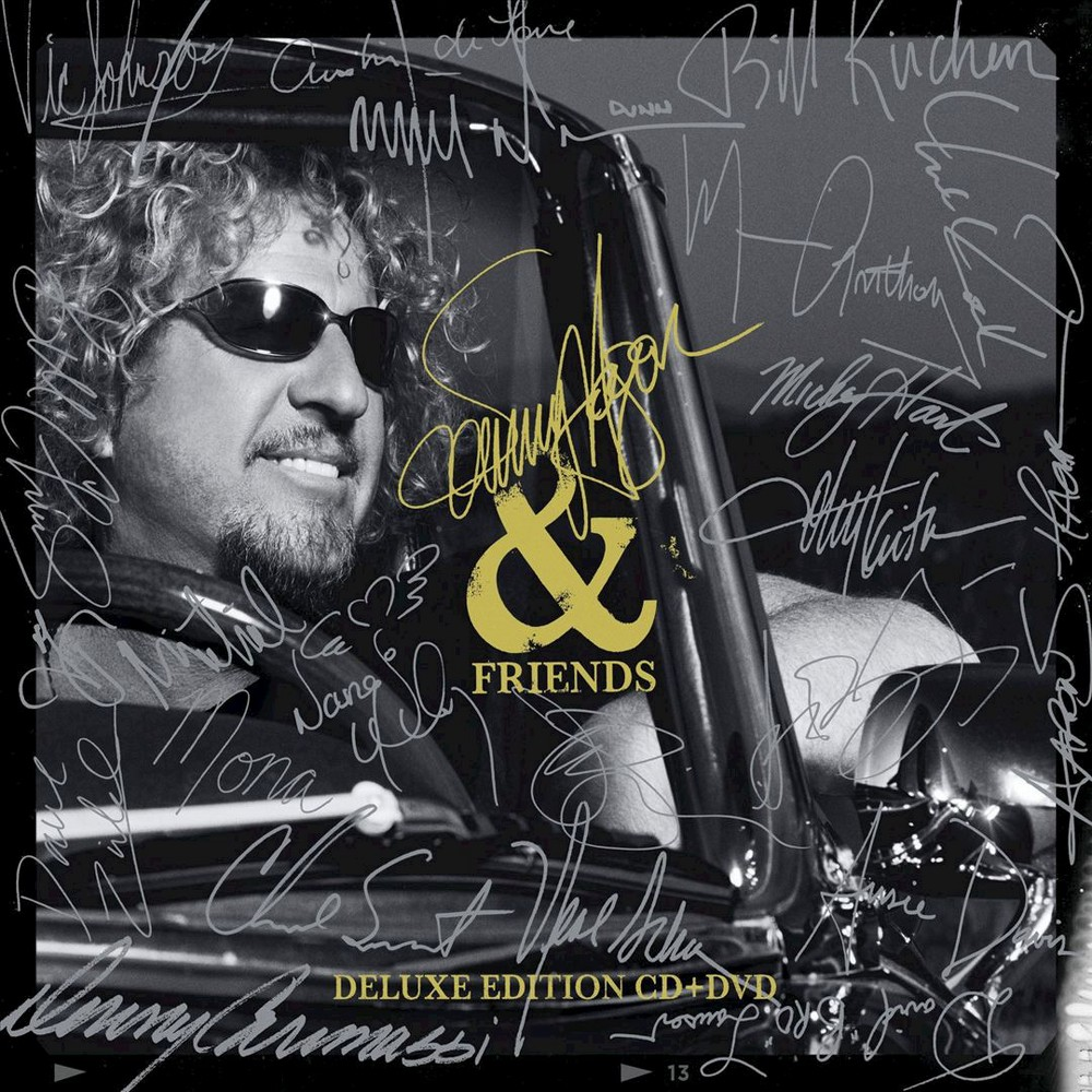 Sammy hagar and friends cddvd deluxe edition sammy hagar sammy hagar and friends cddvd deluxe edition kristyandbryce Choice Image