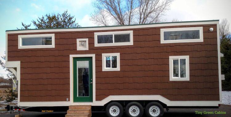 Tiny House Family Hgtv Debut Tiny House Builders Tiny House Family Tiny House Swoon