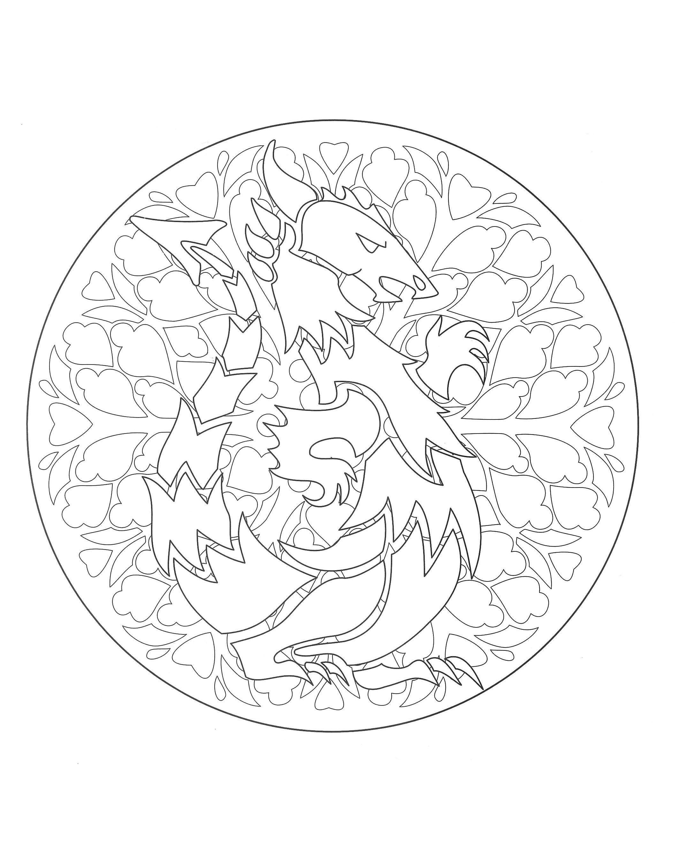 Discover Our Free Printable Mandalas Afficher Limage Dorigine