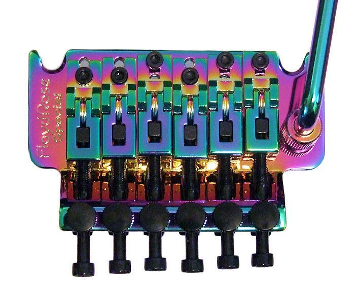 The Floyd Rose Special maintains design and features of an