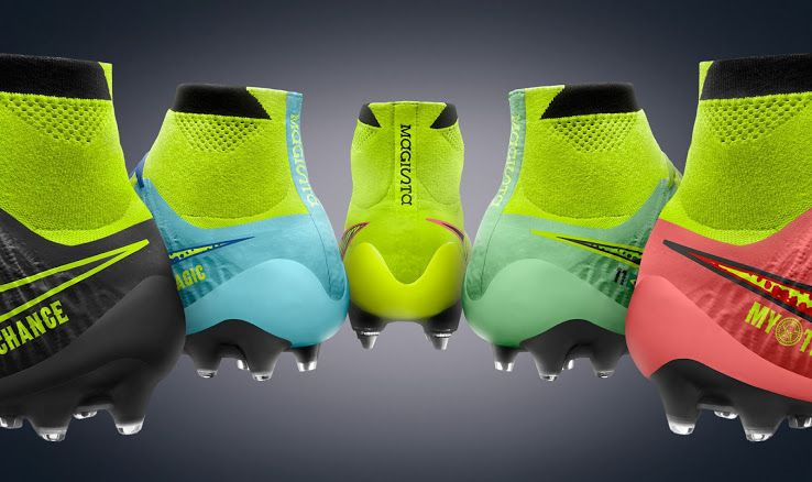 Reafirmar Moderar comprador  Nike permitirá personalizar sus flamantes botas Magista | Zapatos de fútbol  nike, Nike fútbol, Nike