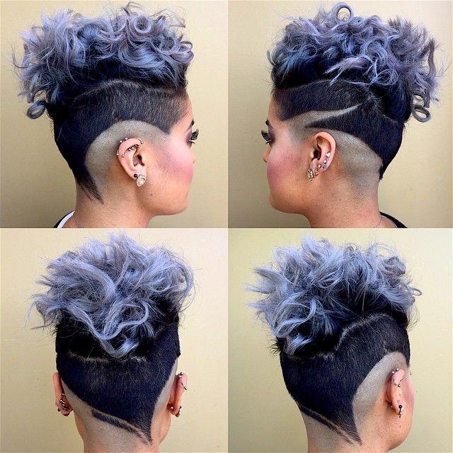 mohawk clipper cut