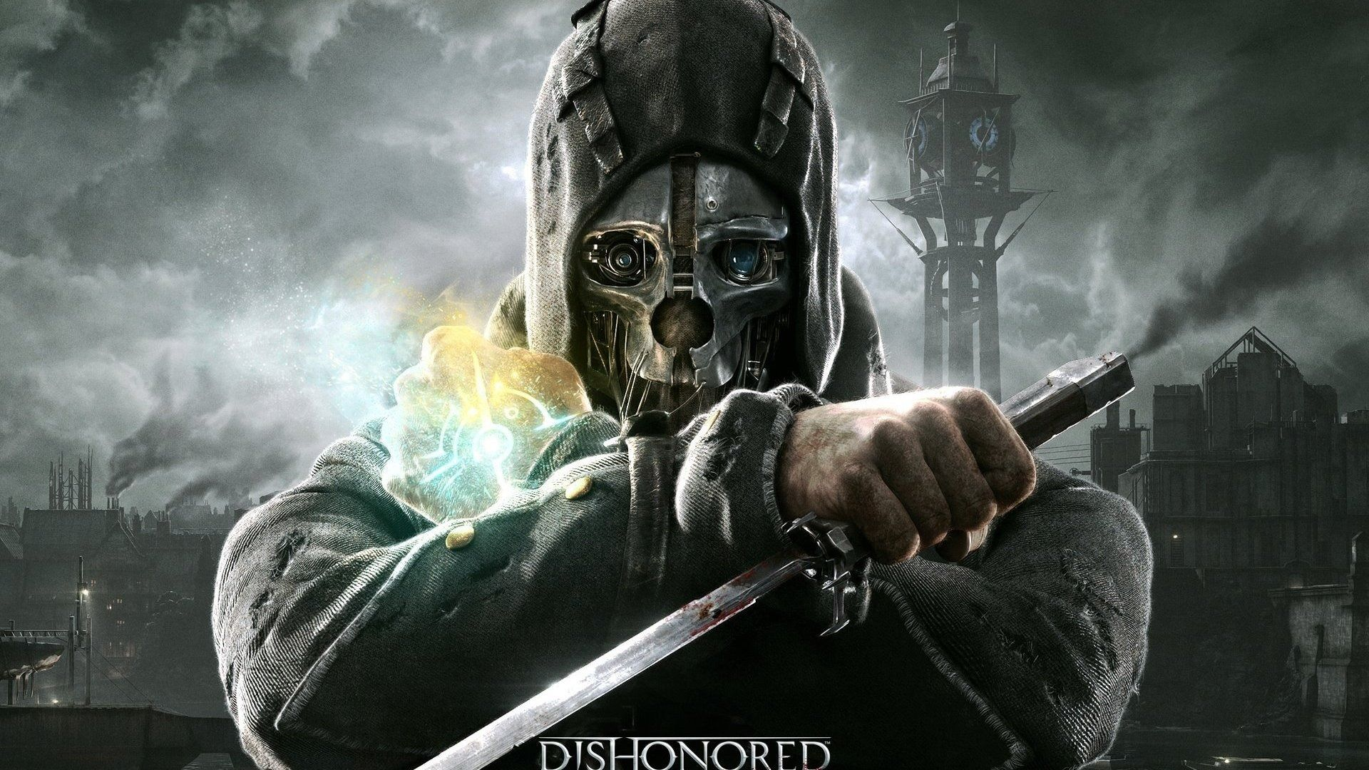 dishonored games hd 1080p wallpapers download | dishorned