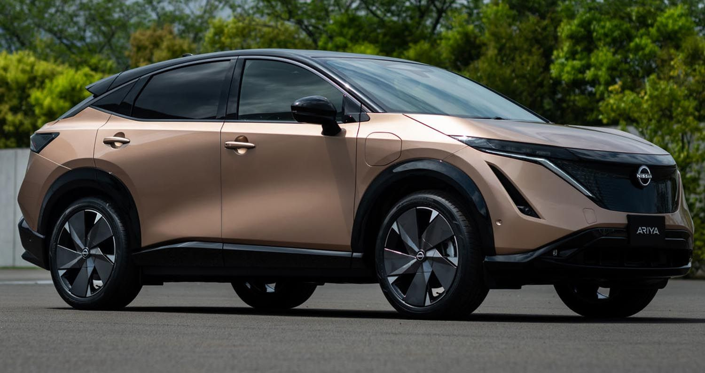 نيسان أريا الكهربائية بالكامل الجديدة كليا 2022 كروس أوفر المستقبل تم اصدارها اليوم موقع ويلز In 2020 Car Suv Vehicles