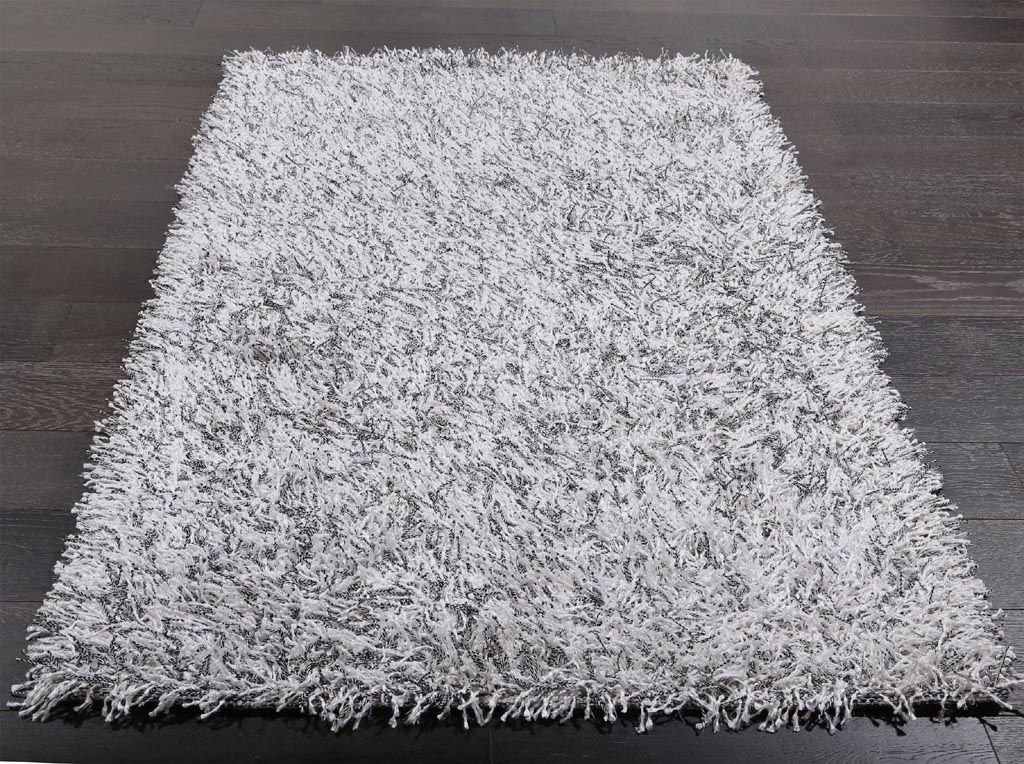 Grey And White Shag Rug Grey And White Rug White Shag Rug Grey