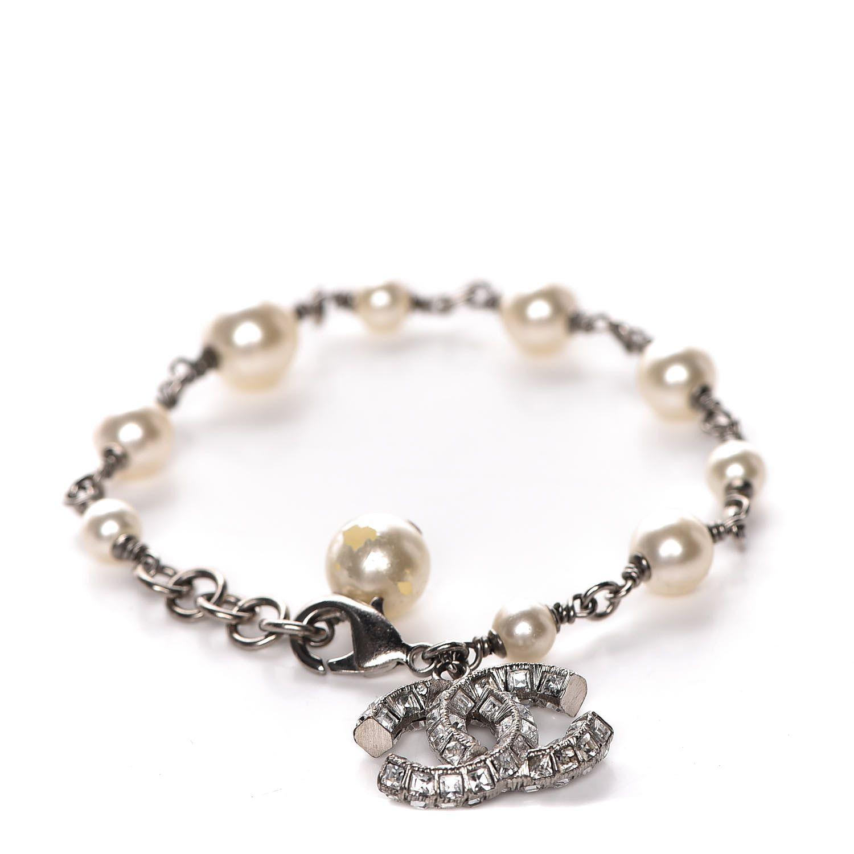 Chanel Bracelet Silver Chanel Bracelet Silver Bracelets Silver