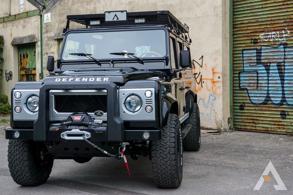 Land Rover Defender 90 And 110 For Sale And Build To Order To Usa
