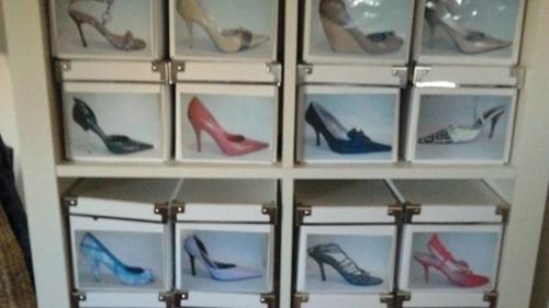 Ideas Para Copiar Organizar Los Zapatos Paperblog Linen Closet Organization Diy Cheap Closet Storage Ideas Shoe Organization Closet