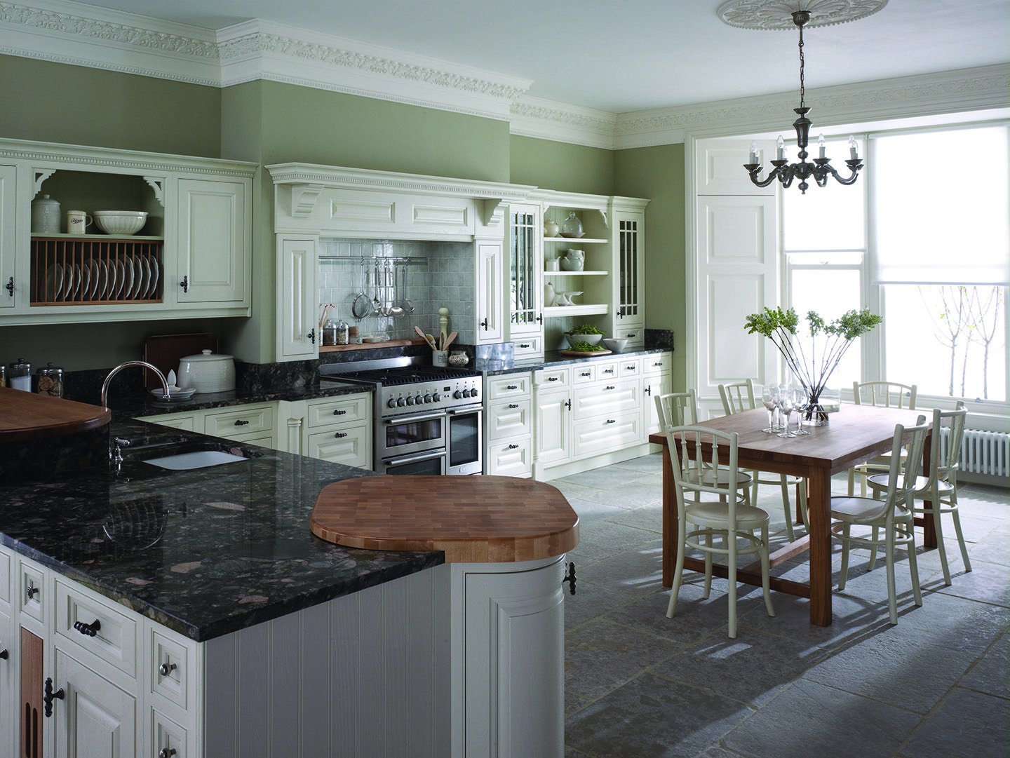 Traditional Kitchen Designs Leeds Traditional kitchen