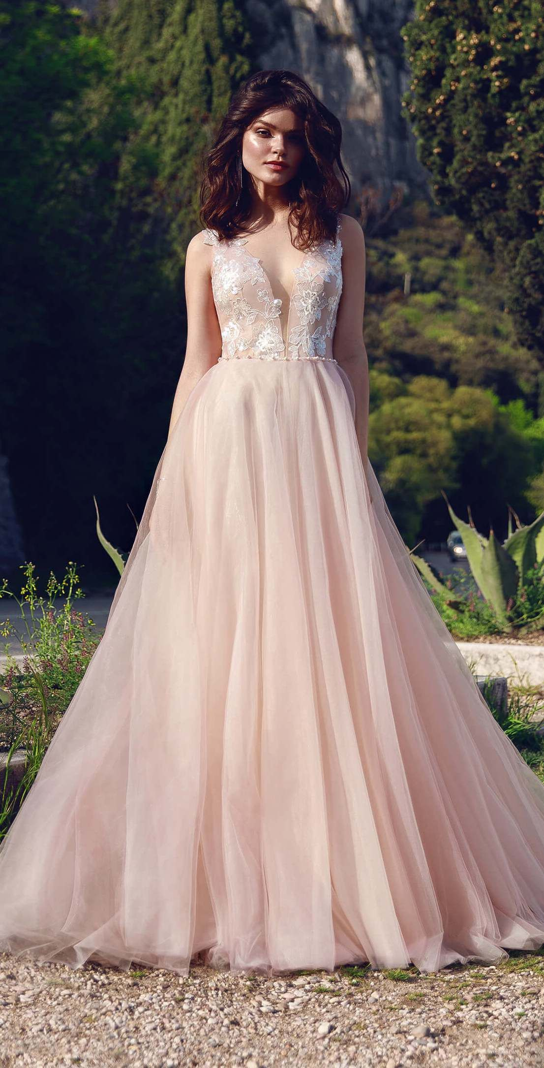 Aline wedding dress  Armonia  Wedding Dresses Collection   Wedding Dresses